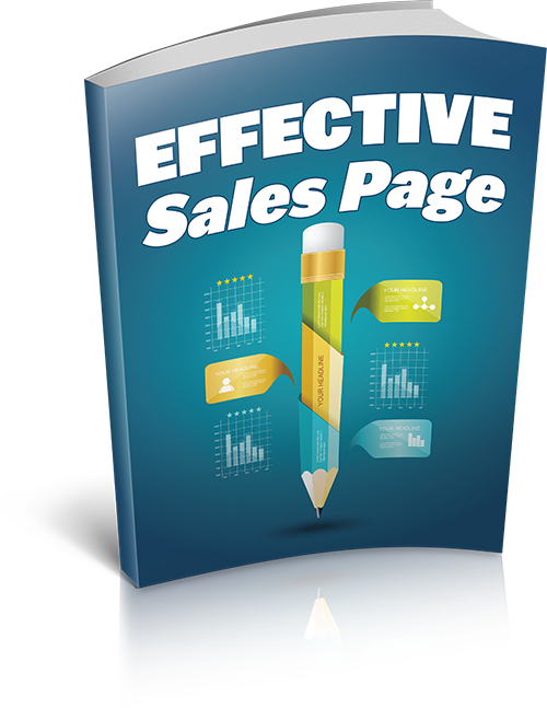 effective sales page ecover