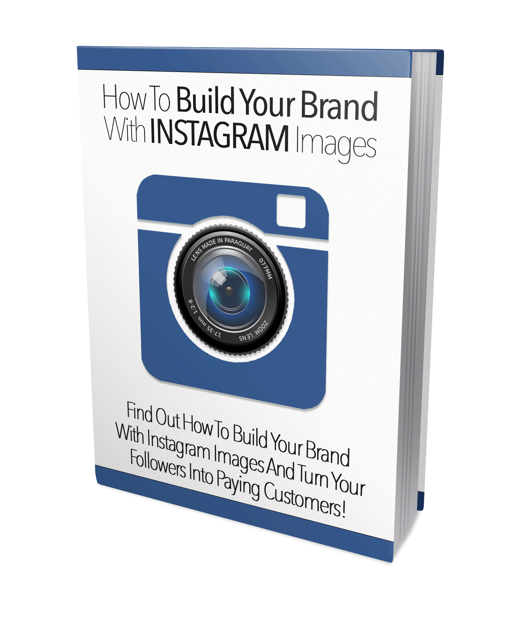 How to build your brand with Instagram ecover
