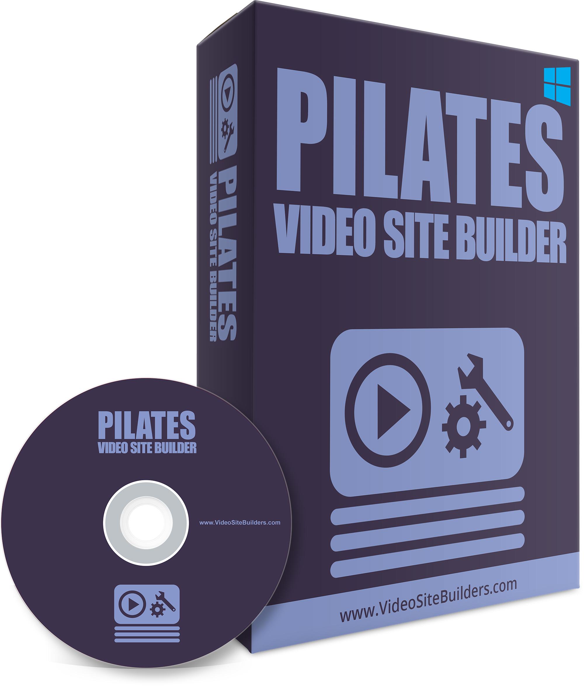 Pilates site builder