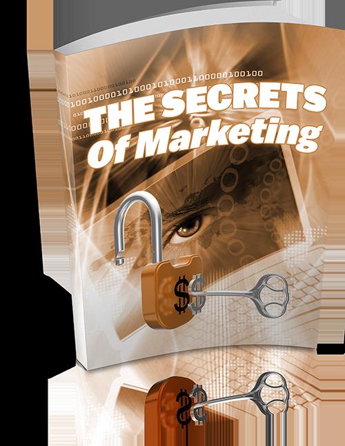 secret of marketing